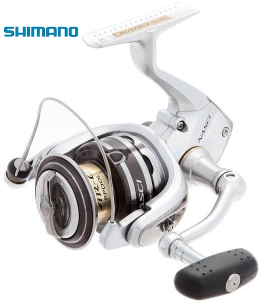 Shimano Nasci C3000 elsőfékes orsó, 2523732