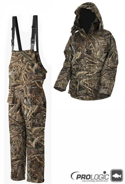 Prologic Max5 Comfort vízálló, thermo, kabát-nadrág szett, 480..