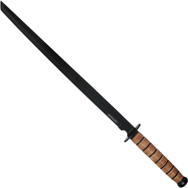 Ninja kard bőr rmarkolattal, 83502