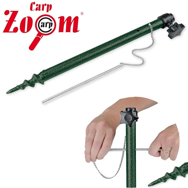 Carp Zoom Umbrella menetes ernyőtartó CZ1635