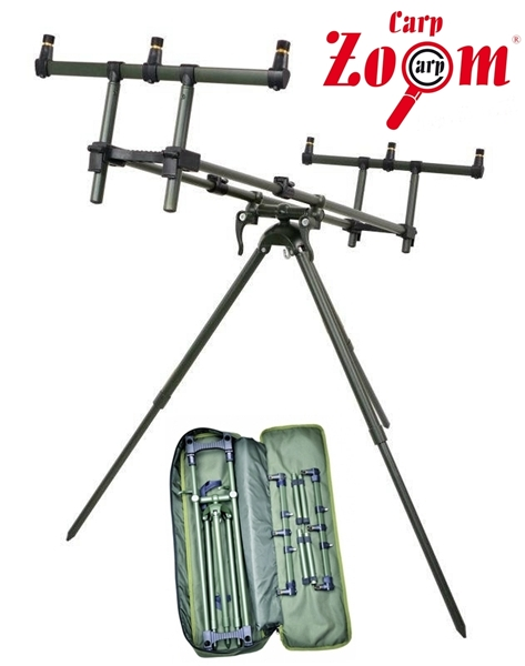 Carp Zoom Fanatic N3 rod pod, CZ2362