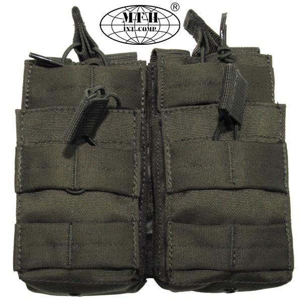 Molle moduláris táska, oliv, 30605B