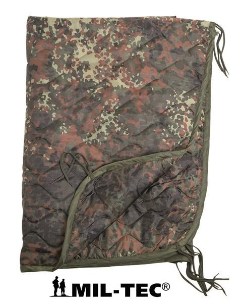 Terepszínű steppelt takaró, flecktarn, 14425021