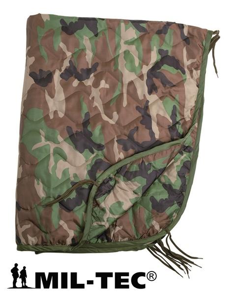 Terepszínű steppelt takaró, woodland, 14425020
