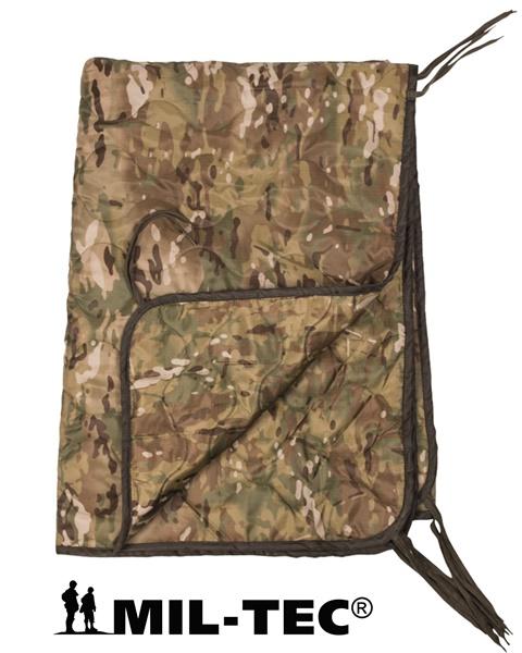 Terepszínű steppelt takaró, multitarn, 14425049