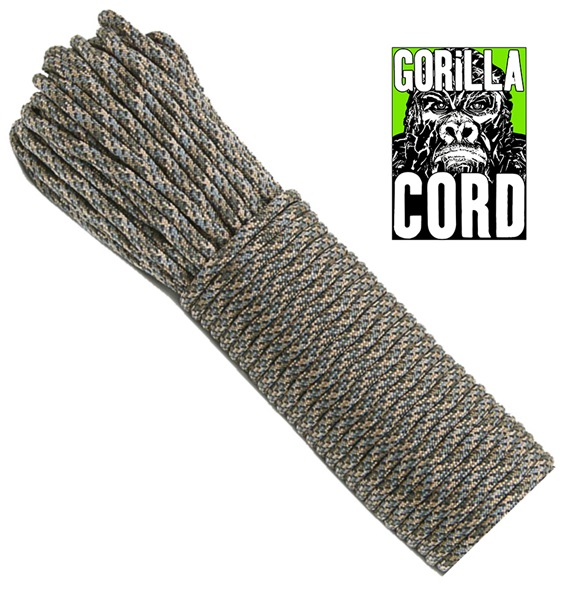 Paracord (ejtőernyős) kötél, 10 méter, Infiltrator, #349