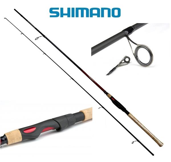 Shimano Catana EX Spin 210MH 14-40g pergető bot, 2524687