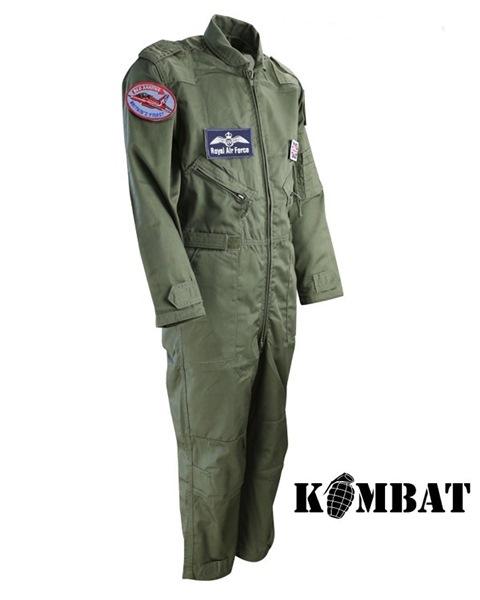 Kombat UK Flight gyerek vadászpilóta ruha
