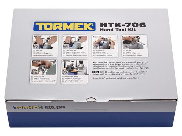 Tormek kéziszerszám készlet, HTK-706