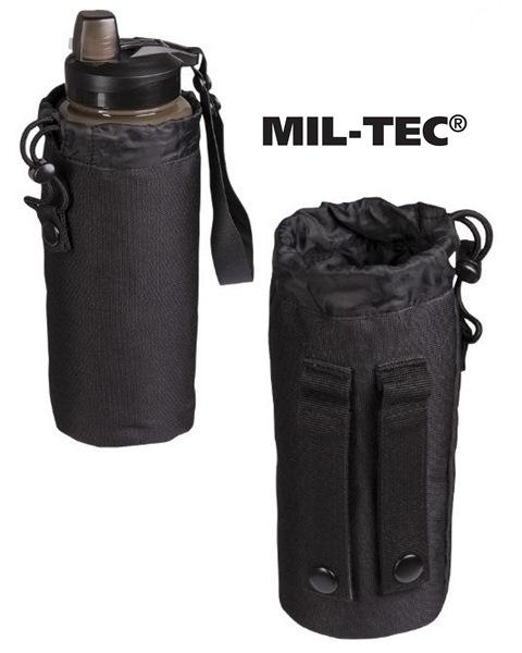 Molle rendszerű thermo borítás italtartó palackhoz, fekete, 14519802