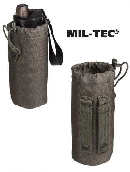 Molle rendszerű thermo borítás italtartó palackhoz, oliv, 14519801