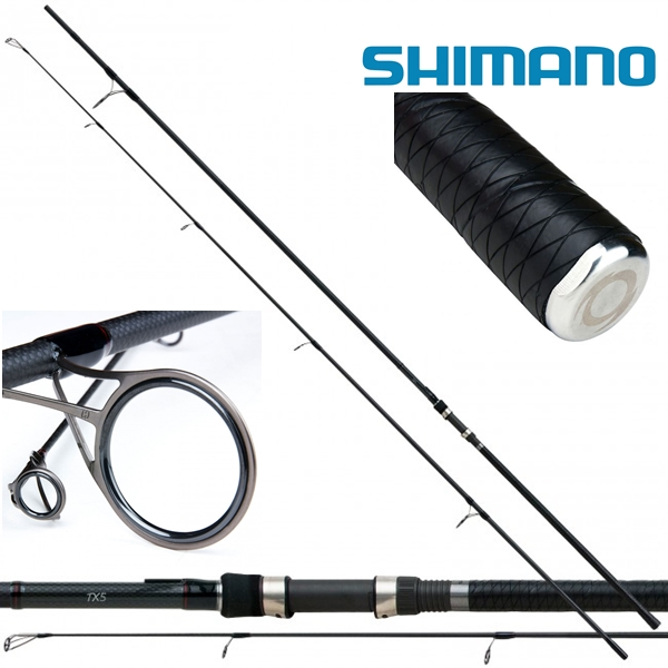 Shimano Tribal TX-5 Intensity 360cm 3LB bojlis bot, 2524192