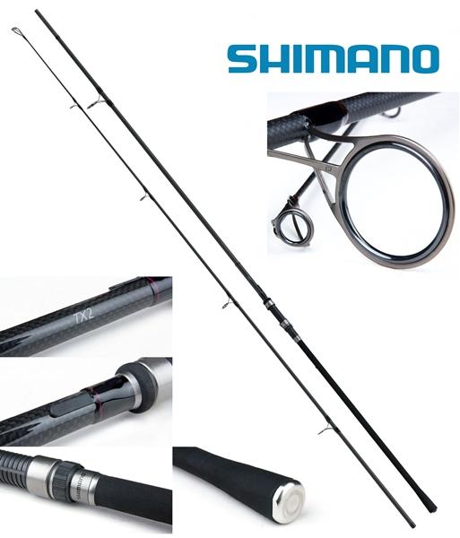 Shimano Tribal Carp TX-2 360cm 3lb bojlis bot, 2524199