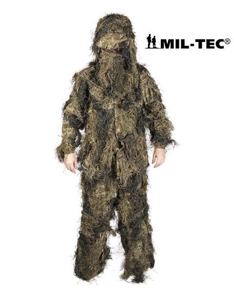 """Tűzálló álcaruha """"Ghillie Suit"""" Anti Fire, woodland, 11961820"""