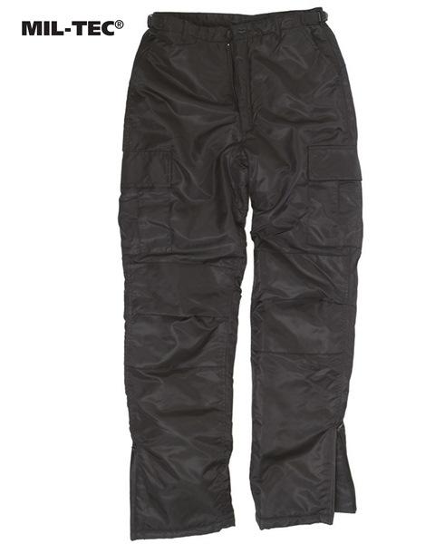 MA1® US bélelt thermo nadrág, fekete, 11322002