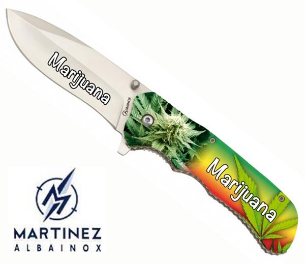Albainox Marihuana, 18157