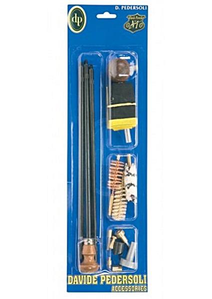 Pedersoli töltő-tisztító szett elöltöltő fegyverekhez, USA326-...