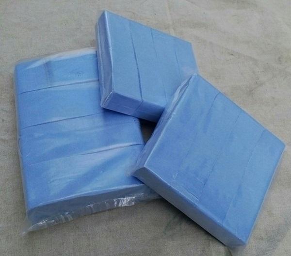 Tisztítótapaszok, 50x50 mm-es, 250 db