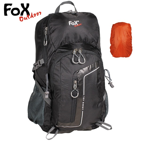 Arber 40 literes hátizsák, oliv-fekete, 30817A