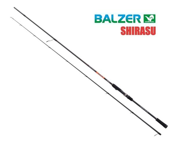 Balzer Shirasu Pro Staff Medium Crank Shad 2,42m 22-53g pergetőbot, 1567/242