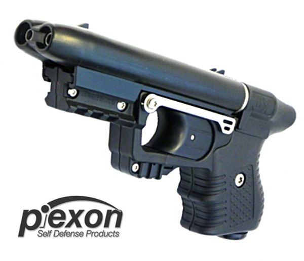 Piexon JPX JET Protector önvédelmi eszköz, 2 lövetű