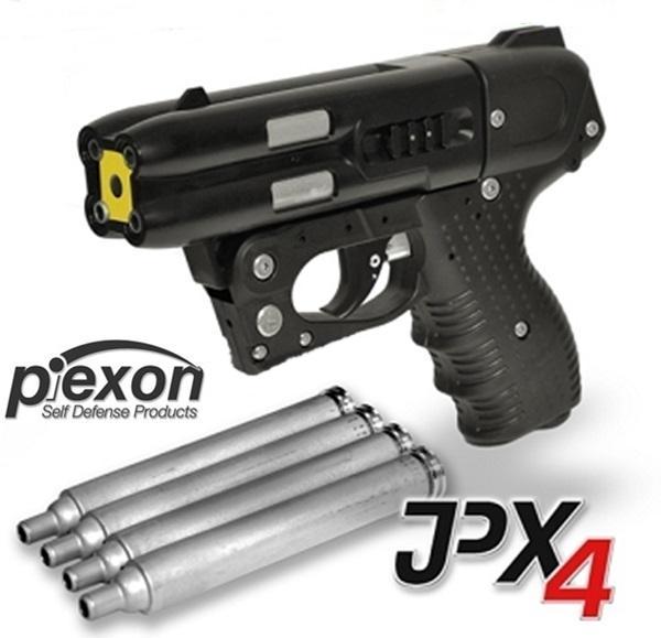 Piexon JPX JET Protector önvédelmi eszköz, 4 lövetű