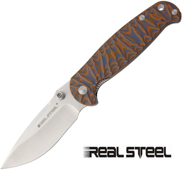 Real Steel H6 Orange/Black Satin, RS7783