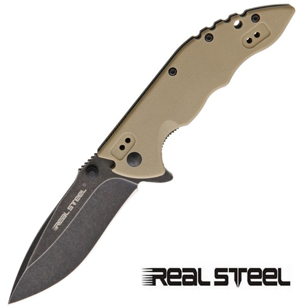 Real Steel E77 Flipper Coyote, RS51114