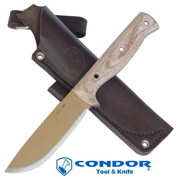 Condor Desert Romper Knife, 63810