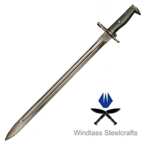 Windlass® M1 bajonett, long, 803129
