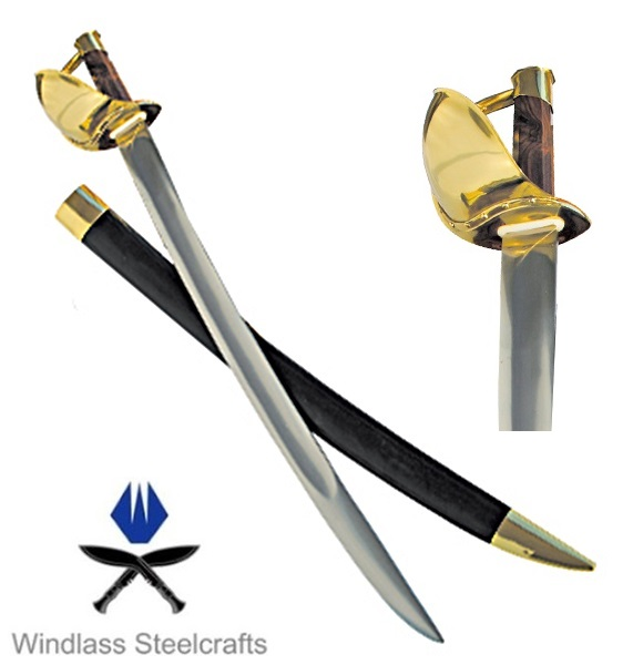 Windlass® Pirate Sword, kalóz kard, 500180