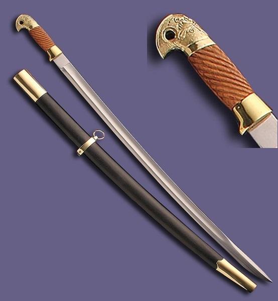 Windlass® Russian Shasqua, kozák saska, 501074