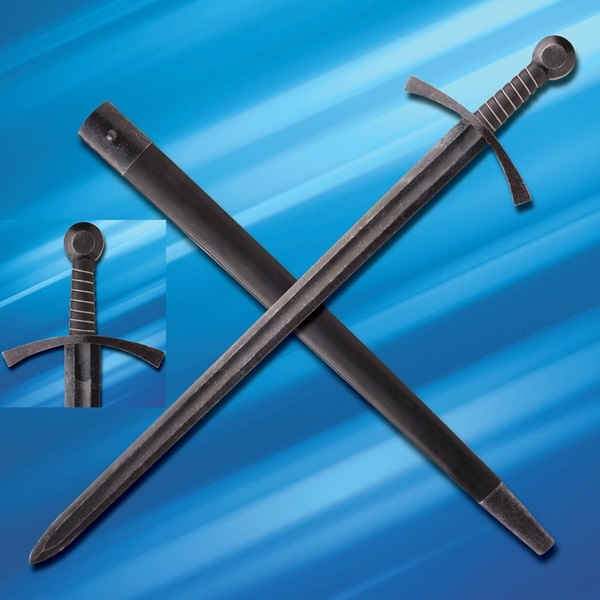 Windlass® Acre Crusader Broadsword, keresztes lovagok kardja, 501509