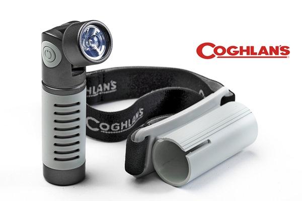 Coghlans Trailfinder LED Multi Light fej-és rúdlámpa egyben, 381542