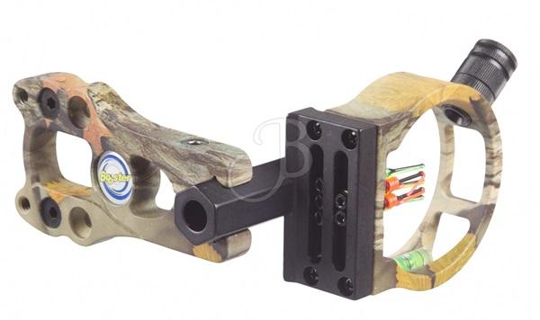 Booster 5 pontos irányzék UV lámpával, camo, 53I029
