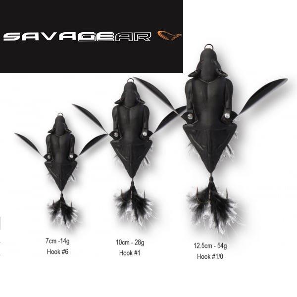 Savage Gear 3D bat denevér, 7cm, 5832.