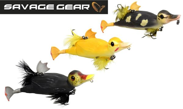 Savage Gear Suicide Duck 15cm 70g 5373.