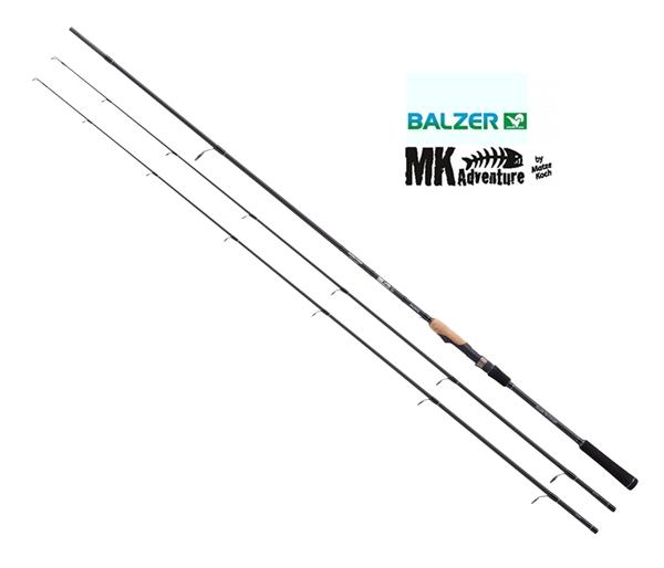 Balzer Matze Koch Adventure Double Strike barsch/zander pergetőbot, 2,65m 8-23/21-51g 1775265
