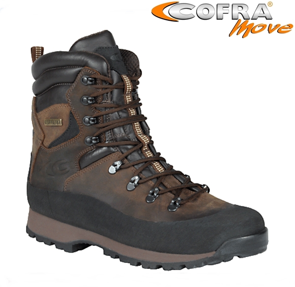 Cofra Move PRO HUNTER vízálló túrabakancs, 15830-001
