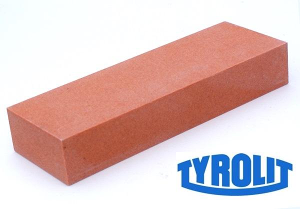 Tyrolit fenőkő, alu-oxyd, 15 cm-es, medium, 456