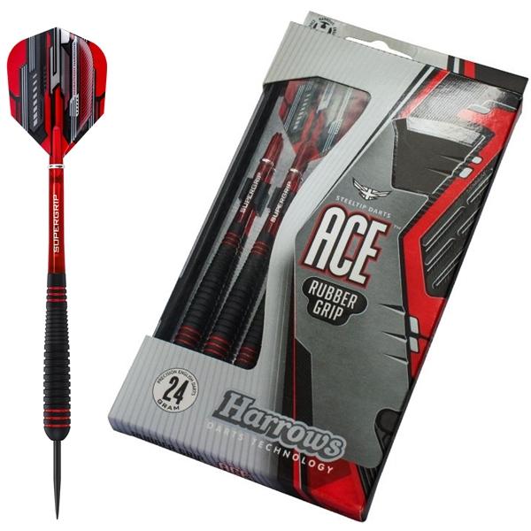 Harrows Ace steel darts készlet, ED 120