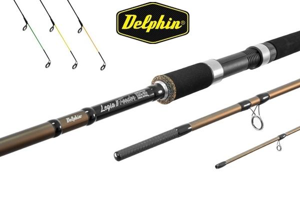 Delphin Legia II feederbot, 360cm, 120g, 130385030