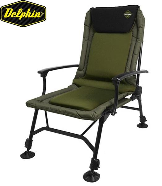 Delphin Grand horgász szék, 410100054