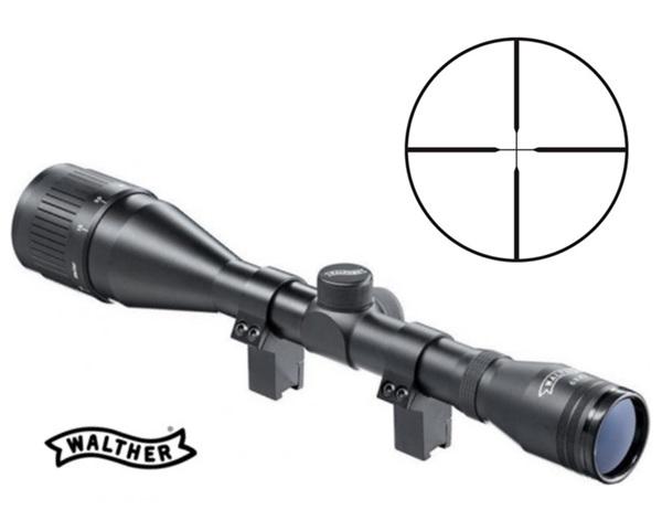 6X42 Walther távcső, 9-11mm szerelékkel, UM21508