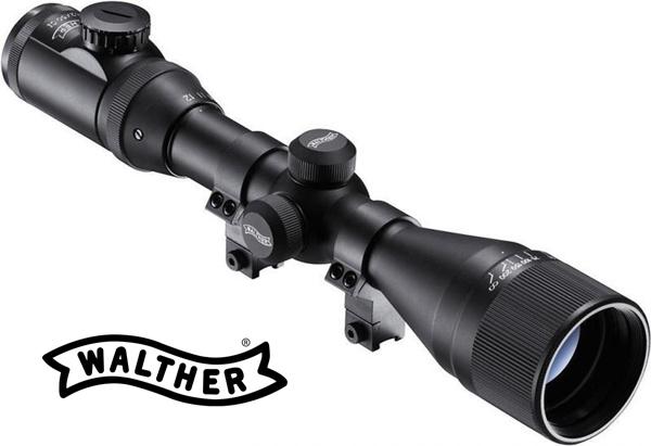 4-12x50 Walther céltávcső 9-11mm szerelékkel
