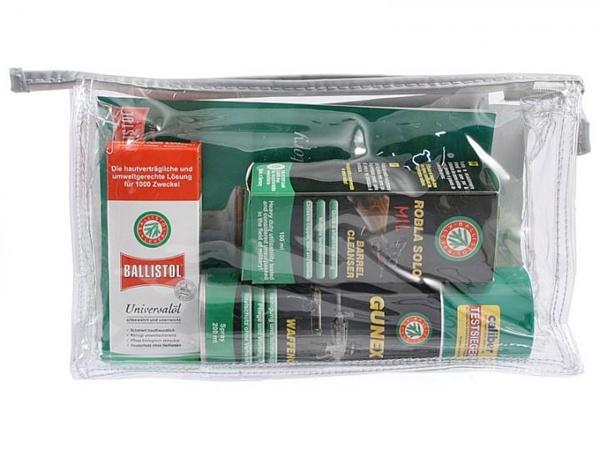 Ballistol fegyverápoló szett, BT23656
