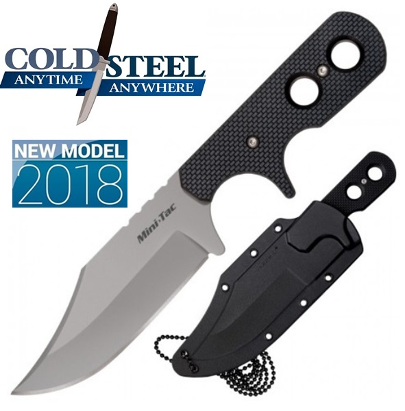 Cold Steel Mini Tac Bowie, 49HCF