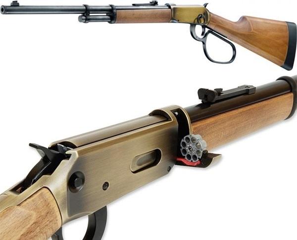 Walther Lever Action Duke légpuska, UM4600026