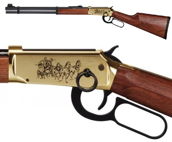 Walther Lever Action Wells Fargo légpuska, UM4600041