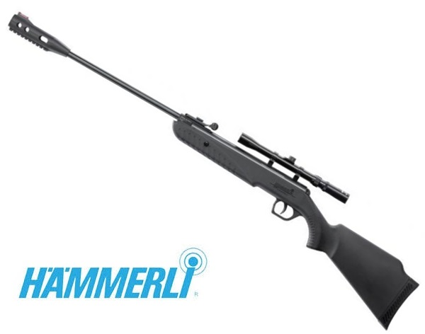 Hammerli FireFox 500 légpuska távcsővel, 4.5mm, UM249401